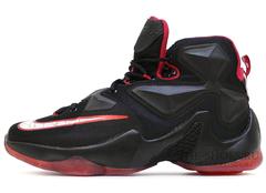 Мужские Кроссовки Nike Lebron XIII Black Red