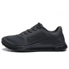 Кроссовки мужские Nike Free Run 4.0 V3 Dk Grey