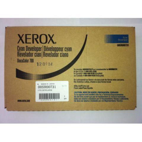 Девелопер голубой XEROX 700/C75 (1500K 5% покрытие А4) 005R00731