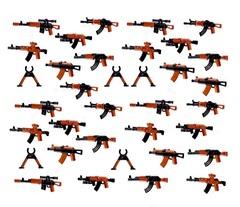 Оружие для минифигурок в ассортименте