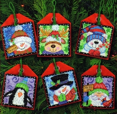 Christmas Pal Ornaments