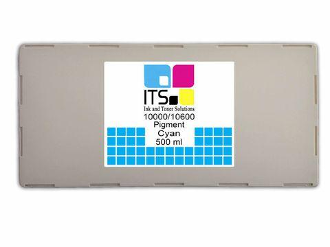 Картридж для Epson 10000/10600 Pigment  Cyan