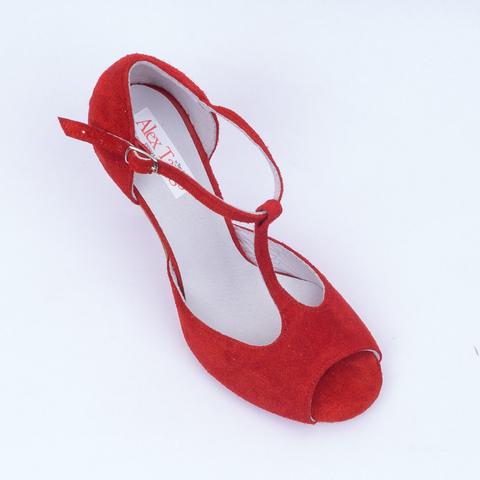 Туфли для аргентинского танго, арт.ATG07r9