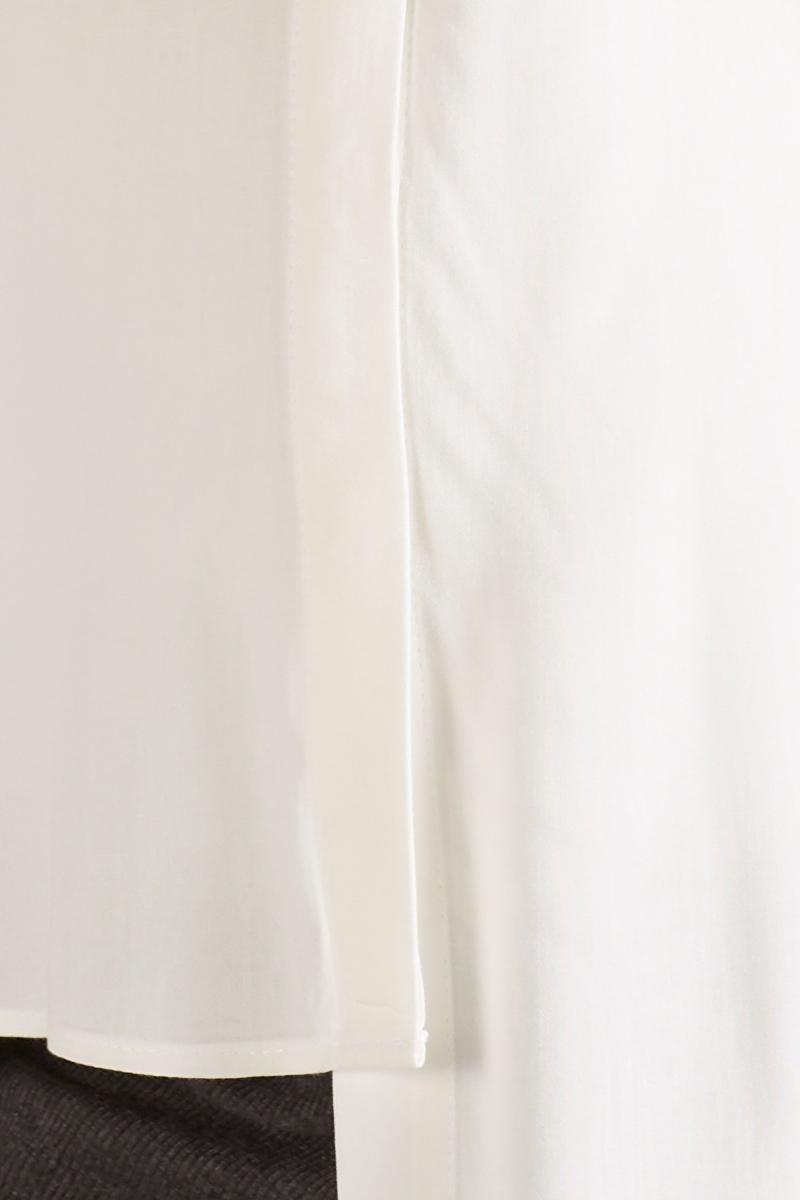 Блузка 09733 белый