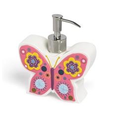 Дозатор для жидкого мыла детский Kassatex Butterflies