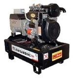 Генератор дизельный Вепрь АДП 12,0-230 ВЛ-БС - фотография