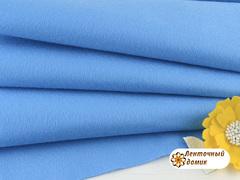 Фетр мягкий корейский светло-синий RN46