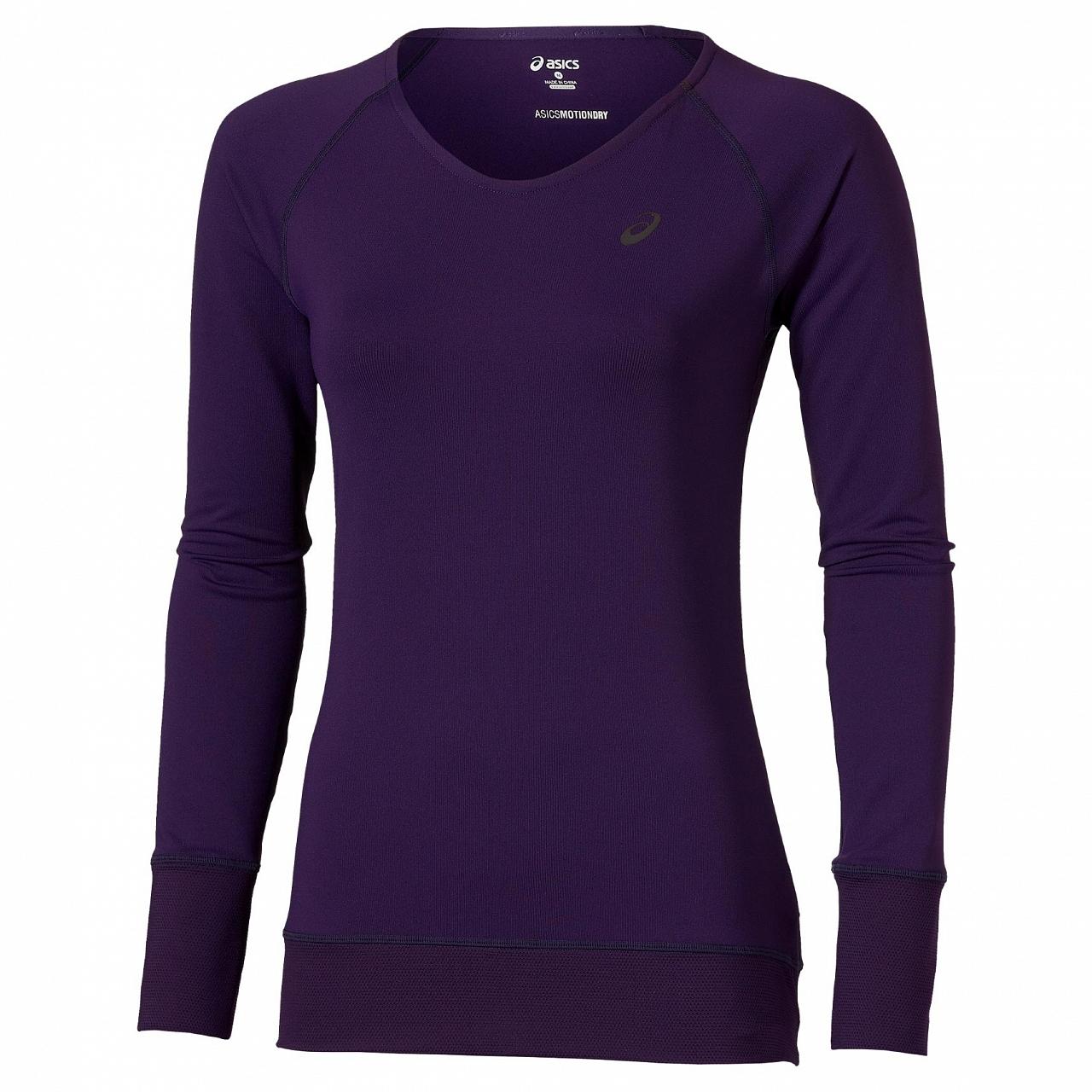 Женская футболка с длинным рукавом Asics Long Sleeve Tee (124668 0291)