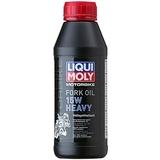 Liqui Moly Motorrad Fork Oil 15W Heavy — Синтетическое масло для вилок и амортизаторов