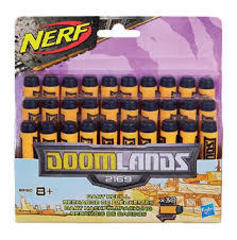 Doomlands XD Deco Dart 30 Pack