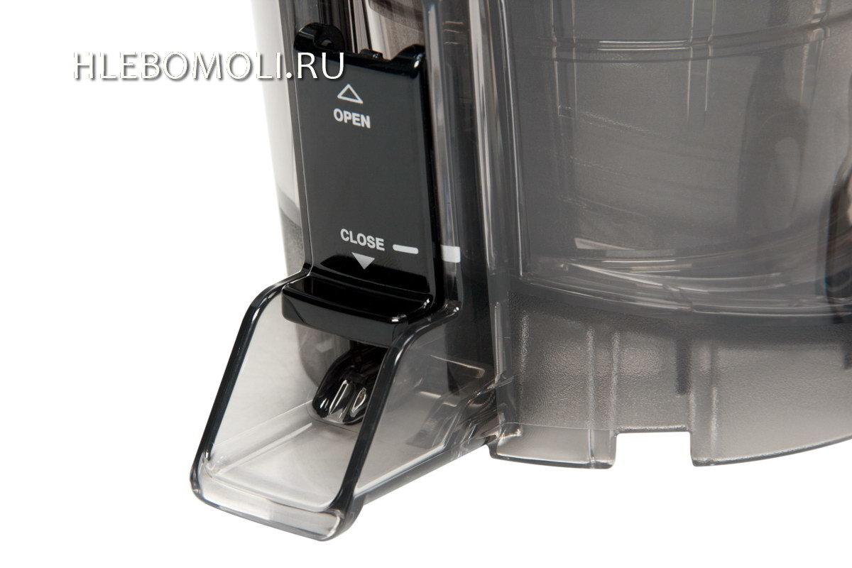 Соковыжималка Hurom H-100-DBEA01 4G (титановая)