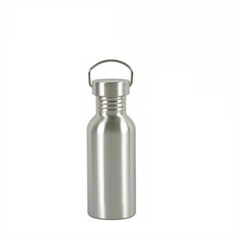 Бутылка металлическая, 500 мл
