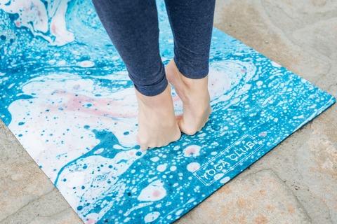 Каучуковый коврик для йоги Il Mare 183*61*0,3см