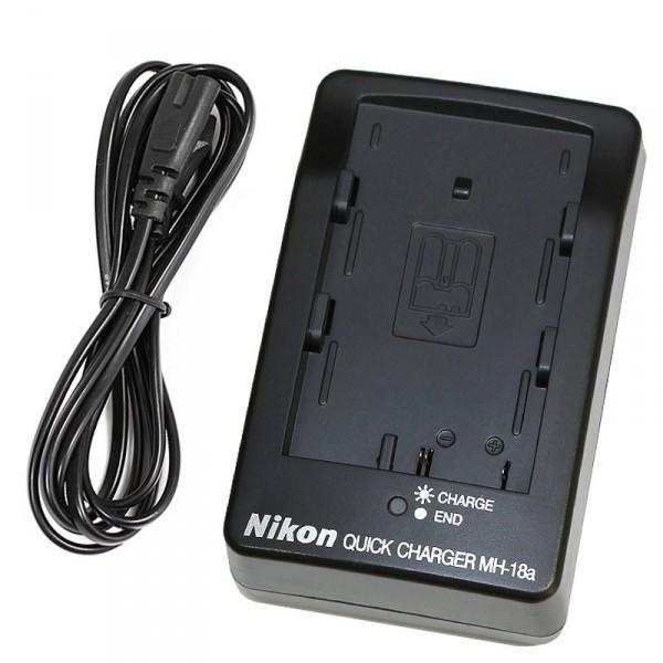 Зарядка Nikon MH-18a (зарядное устройство для Nikon EN-EL3e)