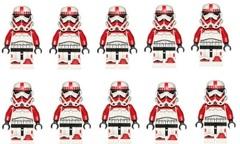 Минифигурки Звездные войны Армия клонов серия 222