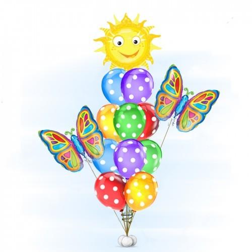 """Композиции из шаров Букет """"Весна пришла"""" с гелием buket-vesna-prishla-500x500.jpg"""