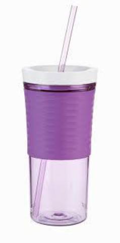 Шейкер Contigo Shake & Go (0,53 литра), фиолетовый
