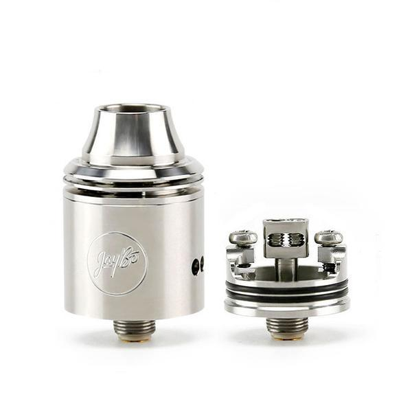 Wismec Indestructible Atty RDA by Jay Bo Design