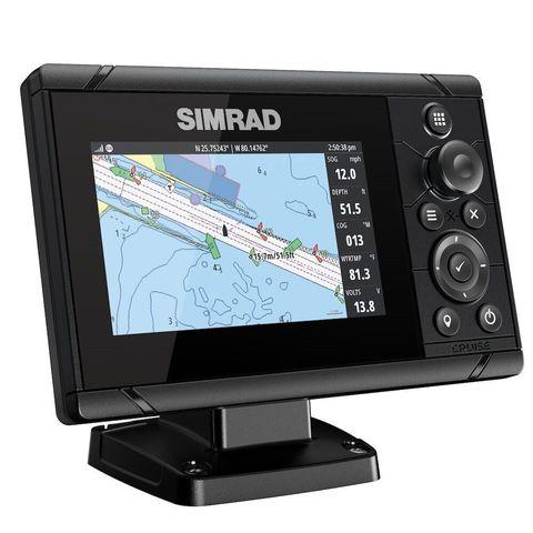 Эхолот SIMRAD Cruise-5 ROW Base chart 83/200 XDCR