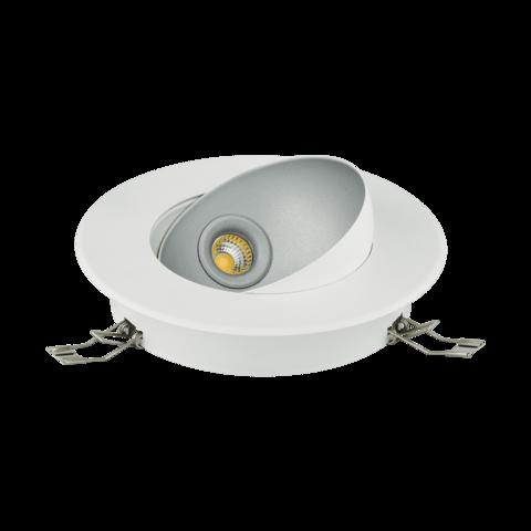Светильник светодиодный встраиваемый диммируемый Eglo RONZANO 1 98521