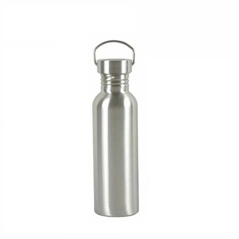 Бутылка металлическая, 750 мл