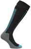 Гольфы Craft Active Alpine black blue  для беговых или горных лыж