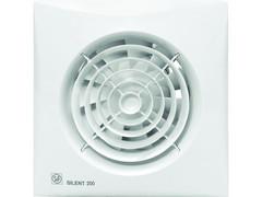 Вентилятор накладной S&P Silent 200 CRZ (таймер)