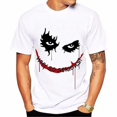 Бэтмен футболка Улыбка Джокера