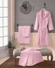 Набор полотенец 5 шт Blumarine Crociera пыльно-розовый