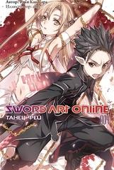 Sword Art Online. Том 4. Танец Фей