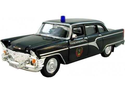 GAZ-13 Chaika KGB State security USSR AutoTime 1:43