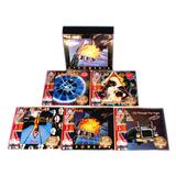Комплект / Def Leppard (5 Mini LP CD + Box)