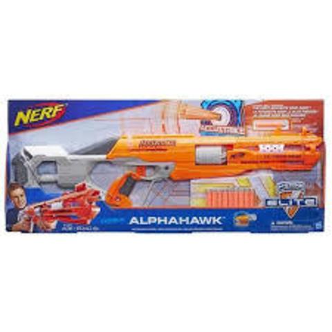 Nerf N-Strike Accustrike Alphahawk