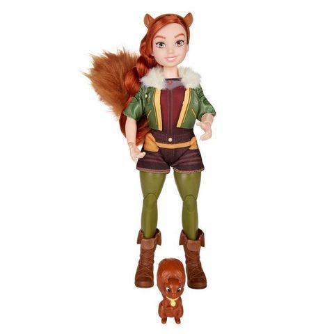 Белочка Дори Грин с комплектом одежды - Marvel Rising Secret Warriors Doreen Green (Squirrel Girl), Hasbro