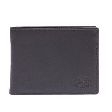 Кожаный бумажник Klondike 1896 «Claim brown» 4 отделения, Germany