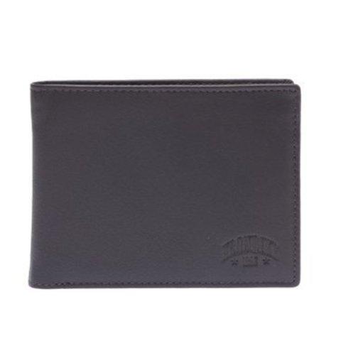Кожаный бумажник Klondike 1896 «Claim brown» 4 отделения, Germany, фото 2