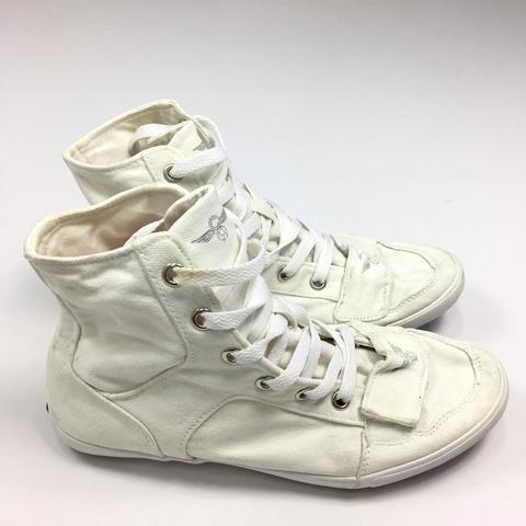 Кеды белые 39 размер