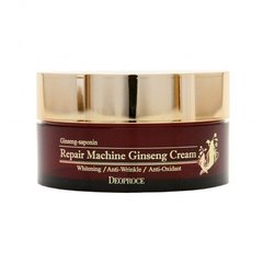 Крем с женьшенем Repair Machine Ginseng Cream от Deoproce