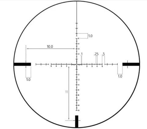 DISCOVERY VT-T 4,5-18X44 SFVF-N ZERO STOP
