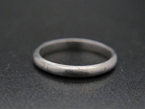 Кольцо из метеорита Муонионалуста. Размер 16