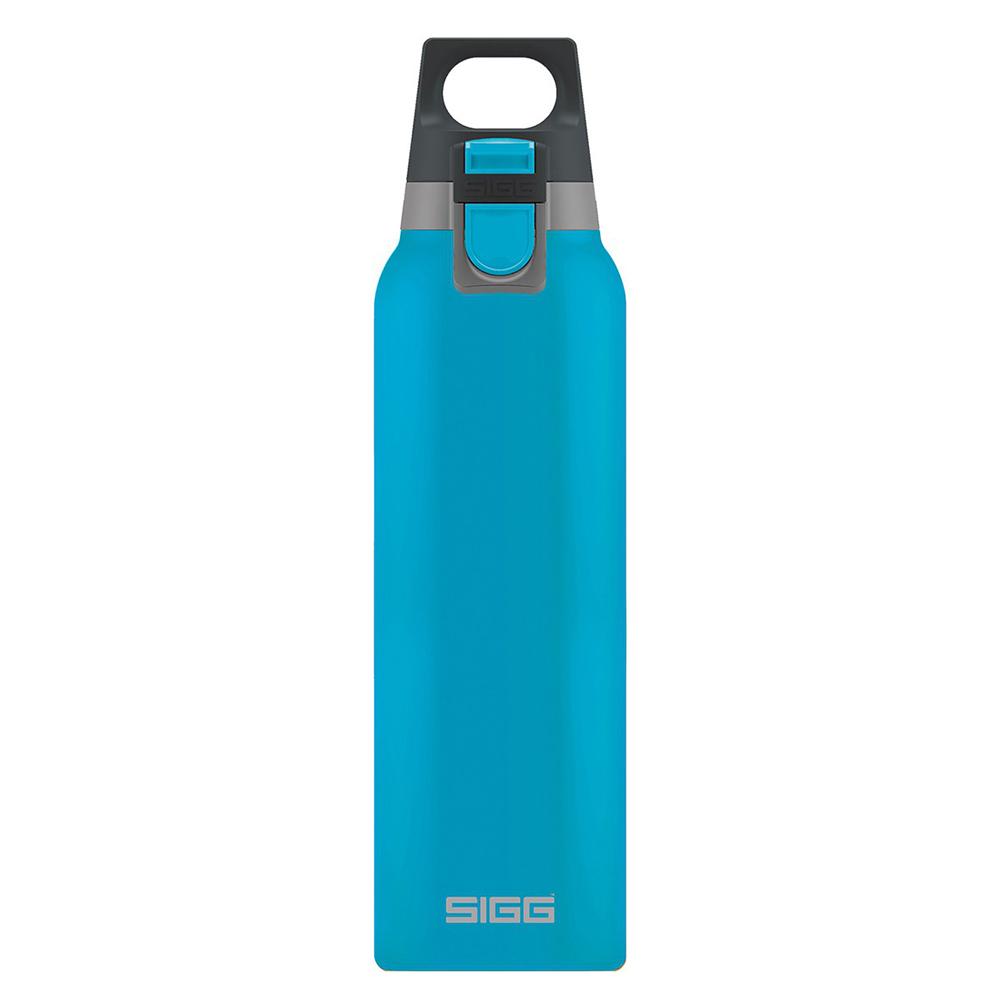 Термобутылка Sigg H&C One (0,5 литра), голубая