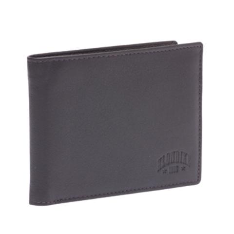 Кожаный бумажник Klondike 1896 «Claim brown» 4 отделения, Germany, фото 4