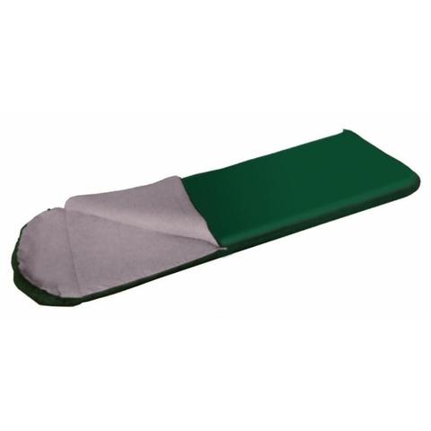 Летний спальный мешок Tramp Baikal 200 (зеленый)