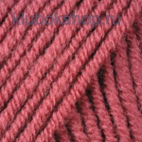 YarnArt Merino De Luxe (50) 570 грязная вишня