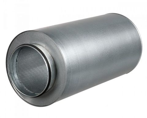 Шумоглушитель жесткий Diaflex SAR 100/600 (0.6м)