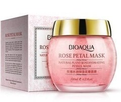 BIOAQUA Ночная маска с лепестками роз Rose Petal Mask, 120 гр