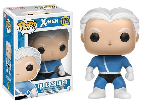 X-Men Quicksilver Funko Pop! Vinyl Figure || Люди Икс Ртуть
