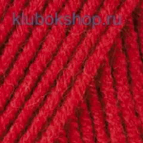 YarnArt Merino De Luxe (50) 576 Ярко-красный