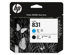 Печатающая головка для HP 831 (CZ677A) Black-Cyan