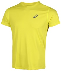 Футболка беговая Asics Silver Ss Top Yellow мужская